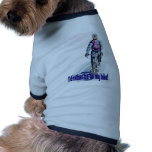 I'd Rather Be On My Bike! Doggie T-shirt