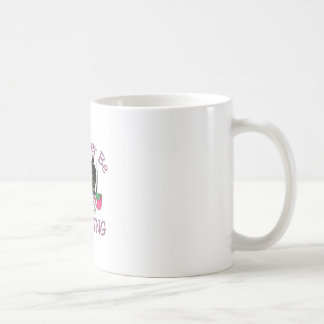 Id Rather be Quilting Coffee Mug