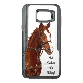 I'd Rather Be Riding! Equestrian Horse