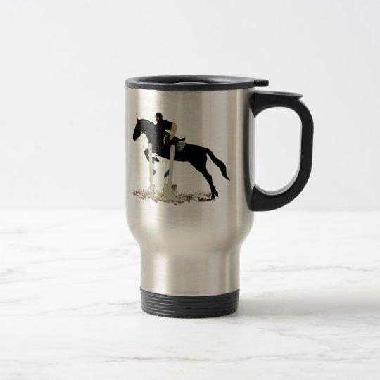 I'd Rather Be Riding! Horse Travel Mug
