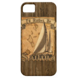 I'd Rather Be Sailing iPhone 5 Cover