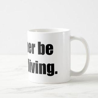 I'd Rather Be Scuba Diving Coffee Mug