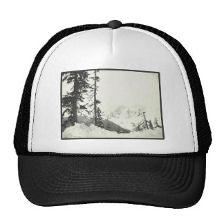 I'd rather be skiing trucker hats