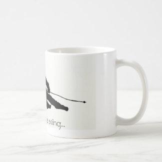 I'd rather be skiing...mug