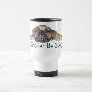 I'd Rather Be Sleeping Travel Mug