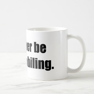 I'd Rather Be Snowmobiling Basic White Mug