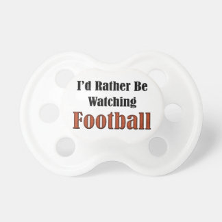 I'd Rather Be Watching Football Dummy