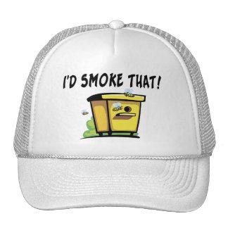 I'd Smoke That Beehive Cap