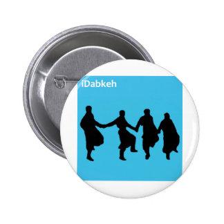 iDabkeh 6 Cm Round Badge
