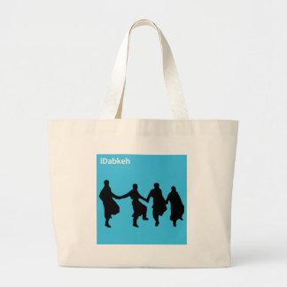 iDabkeh Jumbo Tote Bag