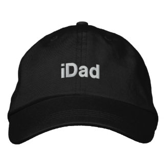 iDad Embroidered Cap Baseball Cap
