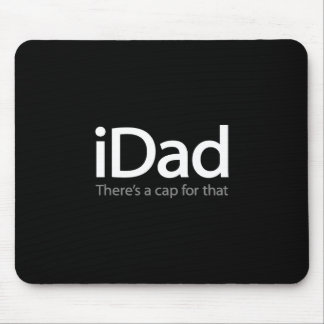 iDad (i Dad) Mousepad - Father's Day Gift