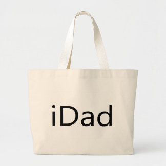 iDad Large Tote Bag