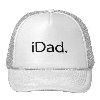 iDad Logo i Dad Mesh Hat