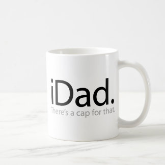 iDad Classic White Coffee Mug