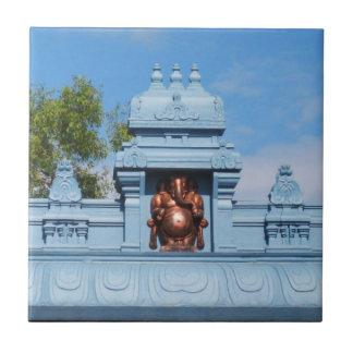 Idagunji Shree Ganesha Small Square Tile