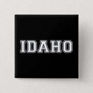 Idaho 15 Cm Square Badge