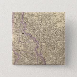Idaho 3 15 cm square badge