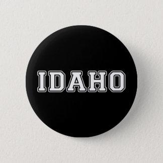 Idaho 6 Cm Round Badge