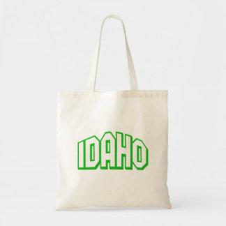 Idaho Canvas Bags