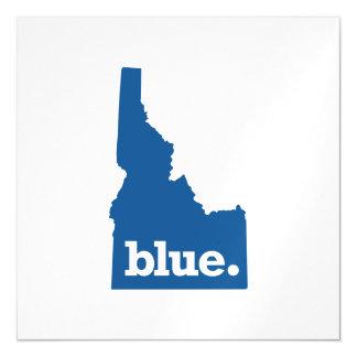 IDAHO BLUE STATE MAGNETIC INVITATIONS