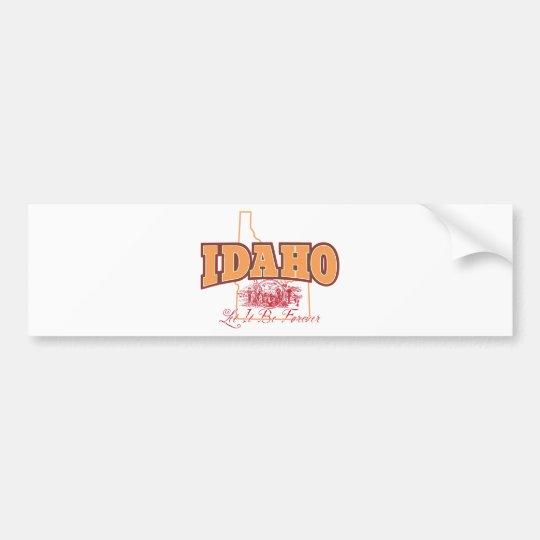 Idaho Bumper Sticker