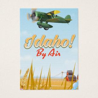 Idaho! By air Business Card
