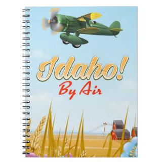 Idaho! By air Note Books