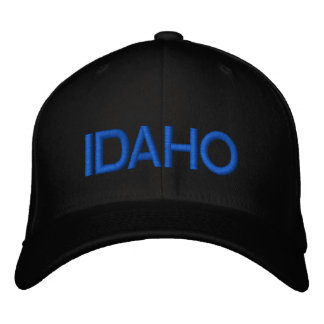 Idaho Cap Embroidered Hat