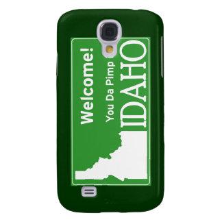 Idaho Galaxy S4 Case