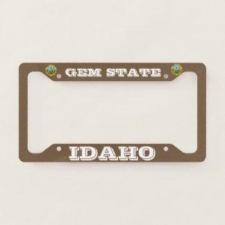 Idaho Classic License Plate Frame