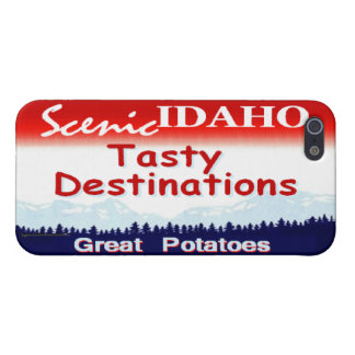 IDAHO COVER FOR iPhone 5/5S