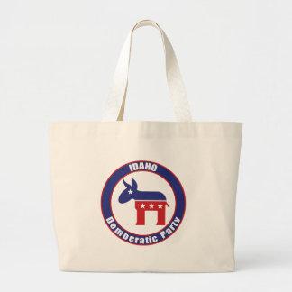 Idaho Democratic Party Bags