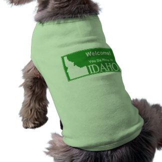 Idaho Dog Clothing