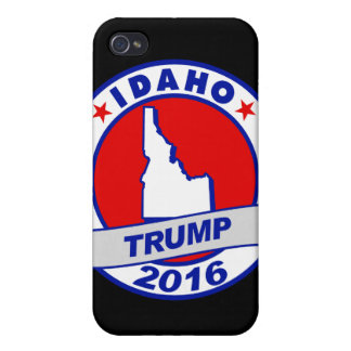 idaho Donald Trump 2016.png iPhone 4/4S Cases