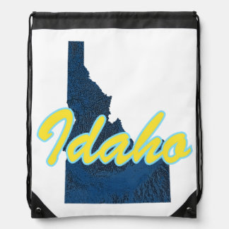 Idaho Drawstring Bag