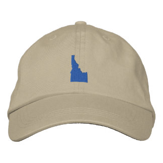 Idaho Embroidered Hat