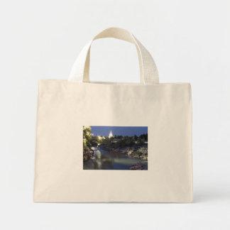 Idaho falls tote bag