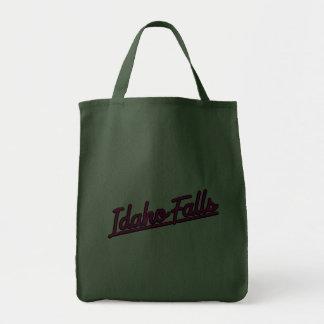 Idaho Falls in magenta Bags