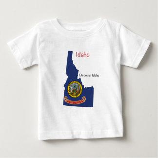 Idaho Flag Baby T-Shirt