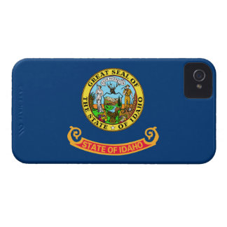 Idaho Flag Barely There iPhone 4 Case