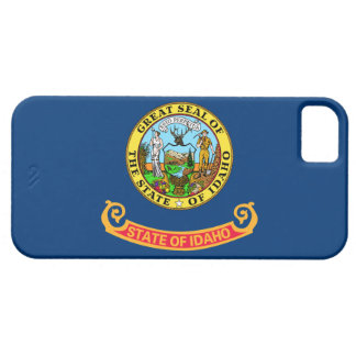 Idaho Flag Barely There iPhone 5 Case