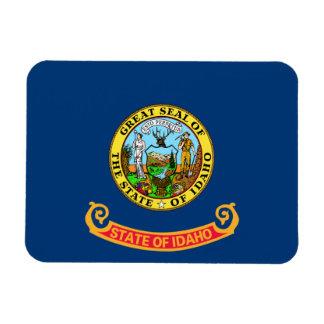 Idaho Flag Rectangular Photo Magnet