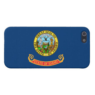 Idaho Flag Cases For iPhone 5