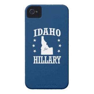 IDAHO FOR HILLARY Case-Mate iPhone 4 CASES