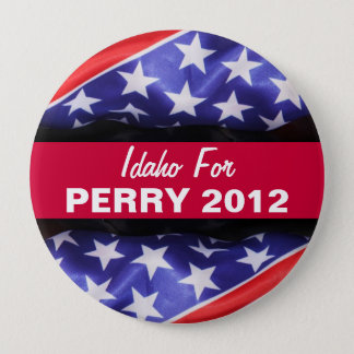 Idaho For PERRY 2012 Button