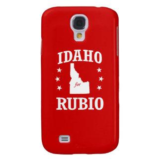 IDAHO FOR RUBIO GALAXY S4 COVER