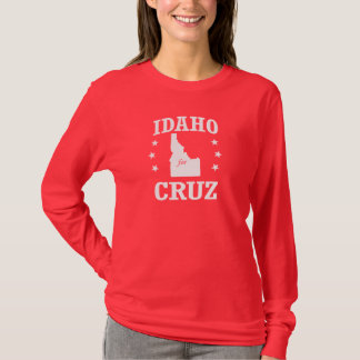 IDAHO FOR TED CRUZ T-Shirt
