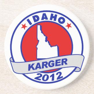 Idaho Fred Karger Coasters