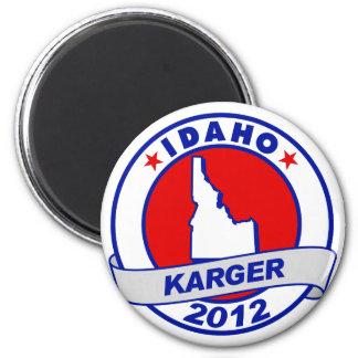Idaho Fred Karger Fridge Magnet